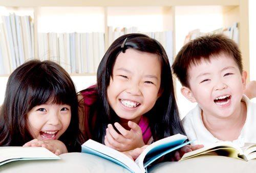 asian-kids